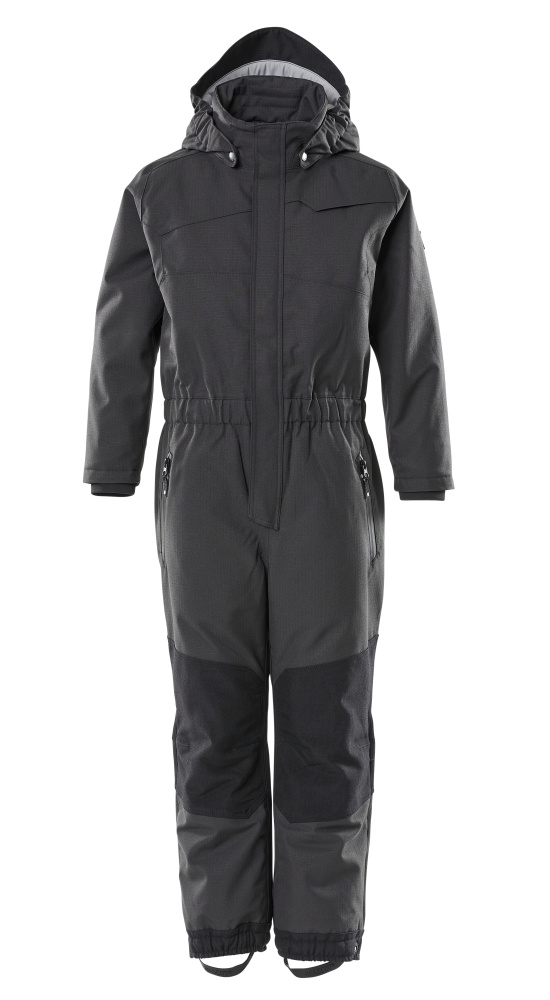 18919-231-09 Snowsuit for children - black