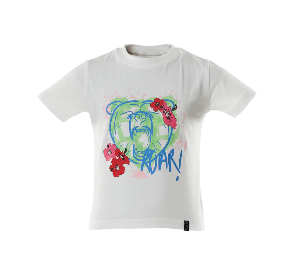 18992-965-06 T-shirt for children - white