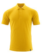 20183-961-70 Polo shirt - Curry Gold