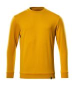 20284-962-70 Sweatshirt - Curry Gold