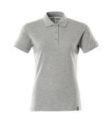 20693-787-08 Polo shirt - grey-flecked