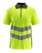 50130-933-1718 Polo shirt - hi-vis yellow/dark anthracite