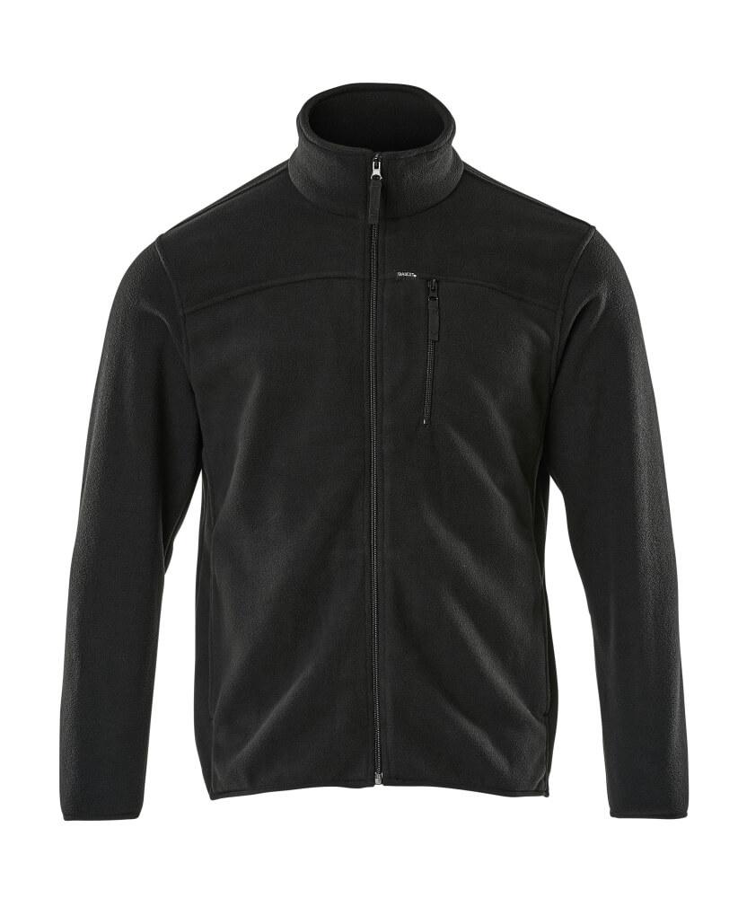 50183-872-09 Fleece Jacket - black
