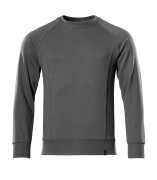 50204-830-18 Sweatshirt - dark anthracite