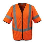 50216-310-14 Traffic Vest - hi-vis orange