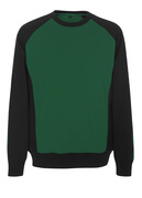 50503-830-0309 Sweatshirt - green/black