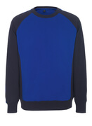 50503-830-11010 Sweatshirt - royal/dark navy