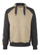 50508-811-5509 Hoodie - light khaki/black
