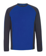 50568-959-11010 T-shirt, long-sleeved - royal/dark navy