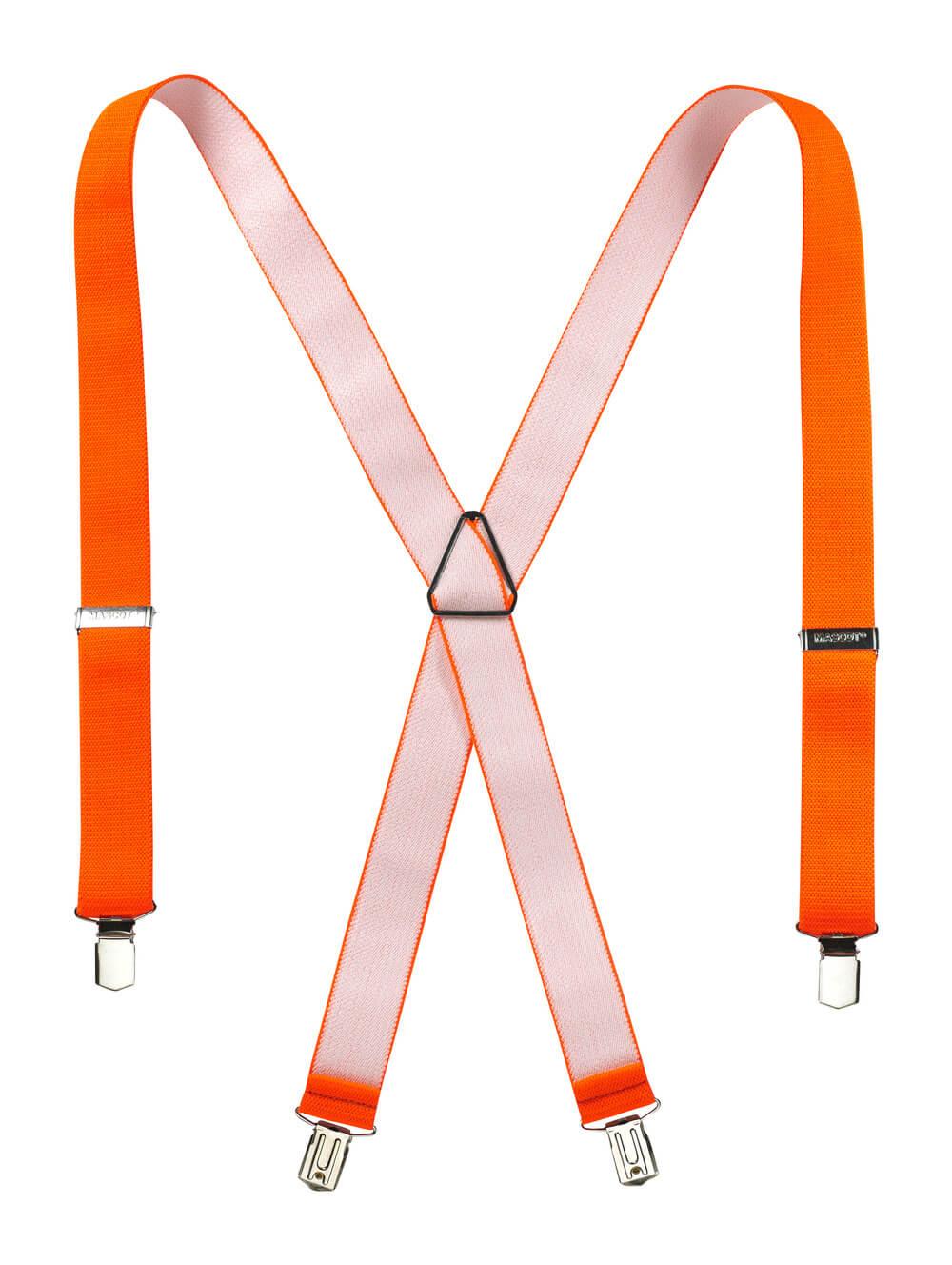 50571-975-14 Braces - hi-vis orange