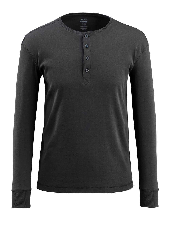 50581-964-09 T-shirt, long-sleeved - black