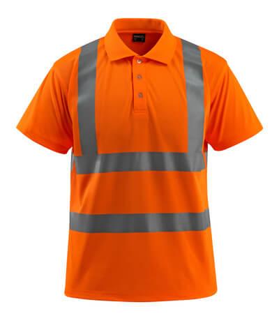 50593-972-14 Polo shirt - hi-vis orange