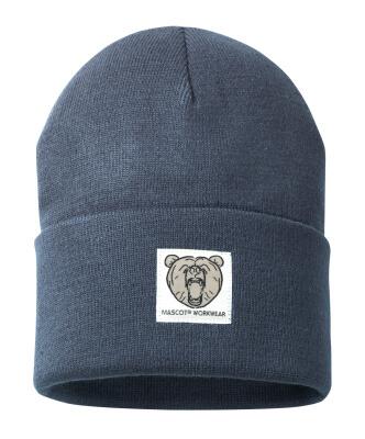 50603-974-010 Knitted Hat - dark navy