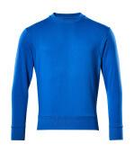 51580-966-91 Sweatshirt - azure blue