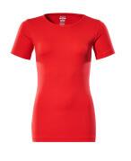51583-967-202 T-shirt - traffic red