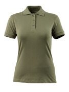 51588-969-33 Polo shirt - moss green