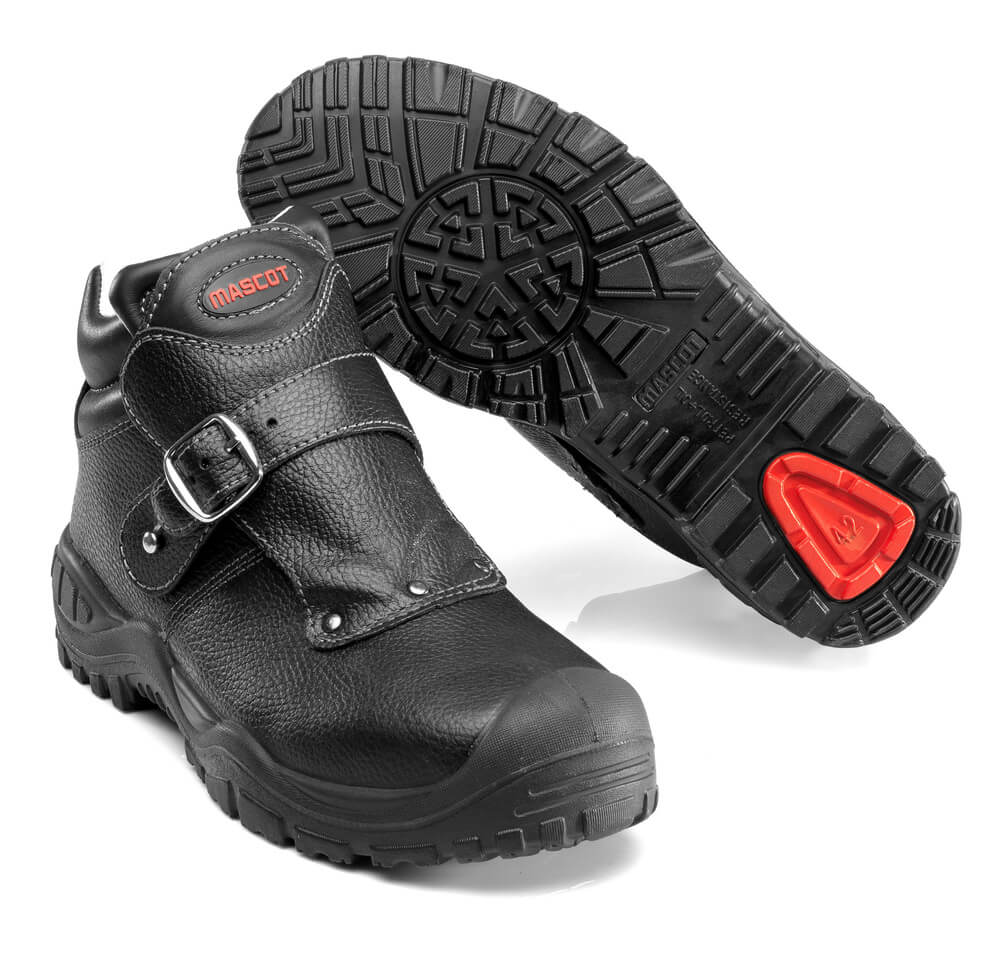 F0072-911-09 Safety Boot - black