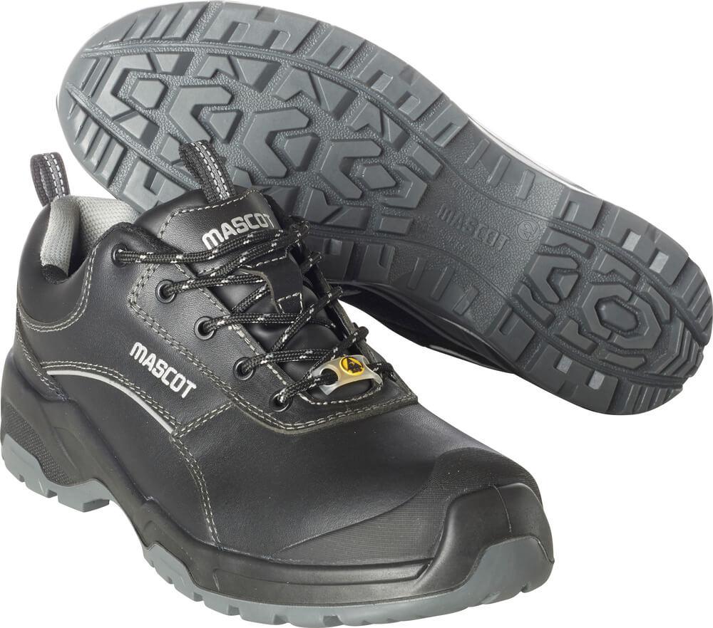F0127-775-09 Safety Shoe - black