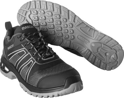 F0130-849-09888 Safety Shoe - black/anthracite