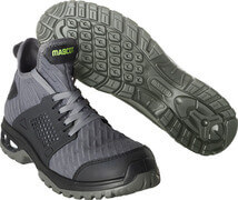 F0133-996-18 Safety Boot - dark anthracite