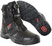 F0453-902-09 Safety Boot - black